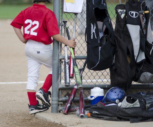 出番まちの野球選手
