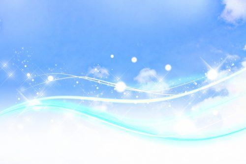 風の通る青空