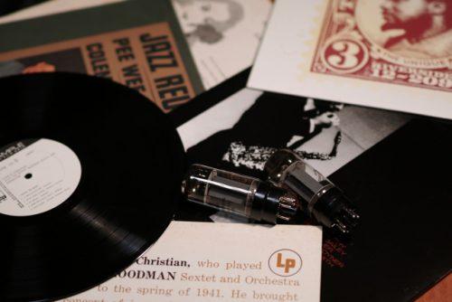 趣のあるレコード